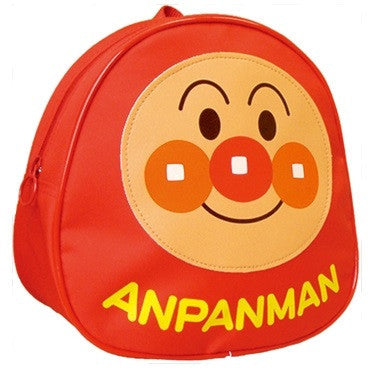 Anpanman Backpack (Red) (Made in Japan) J50452