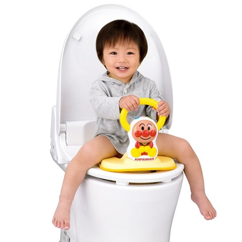 Anpanman 2 Way Toilet Seat J50639