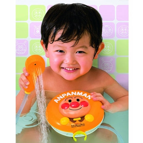 Anpanman Portable Shower Bath Set J50643