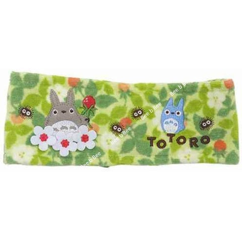 Totoro Towel Hair Band - Garden J50766