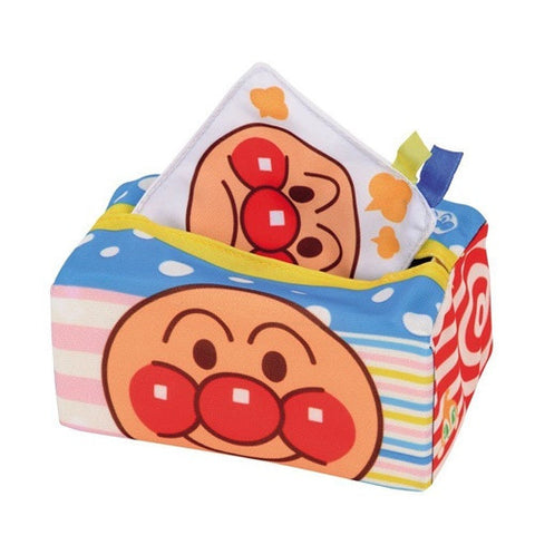 Anpanman BANDAI Box Tissue Toy J50979