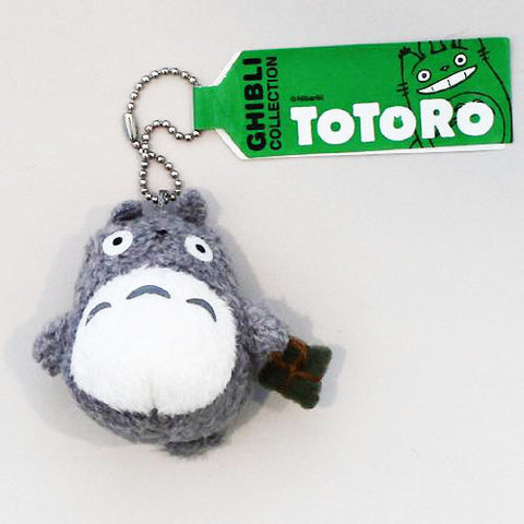 "Totoro 1.5"" Plush with Chain J51055"