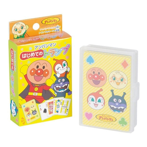 Anpanman Playing Card J51194