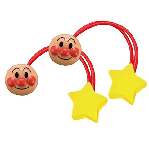 Anpanman Hair Bundle (Anpanman & Star) J51243