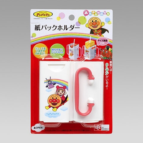 Anpanman Paper Pack Holder with Handle - White J51658