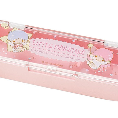 Little Twin Stars Spoon with Case (Made in Japan) J51812