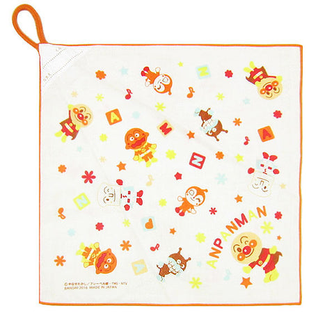 Anpanman BANDAI Hand Towel , Made in Japan J51847
