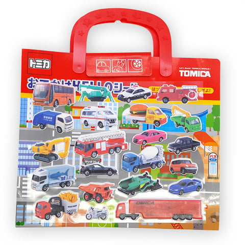 Tomica Scene Sticker Set J51907