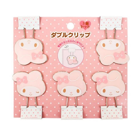 My Melody Clips 5pcs J51939