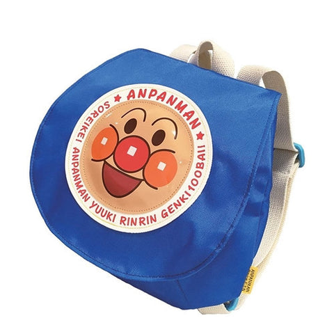 Anpanman Backpack Blue ANS-2700, Made in Japan J51946