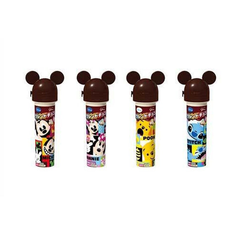 Disney Glico Chocolate Tube 17g x 12pcs J52106