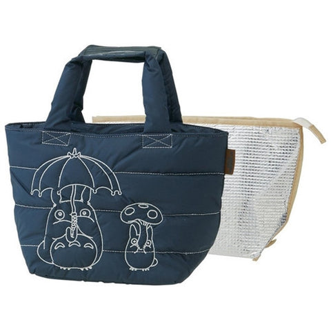 Totoro 2-way Lunch Bag (blue) 30 x 19 x 12cm J52209