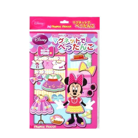 Disney Minnie Mouse Scene Magnet Set J52472