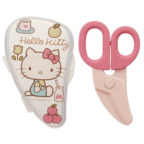 Hello Kitty Baby Food Scissors with Case J52555