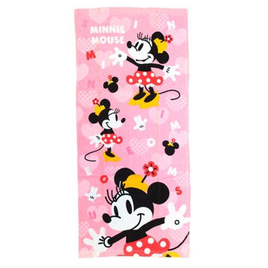 Minnie Mouse Towel 2pcs, 34 x 75cm J52608