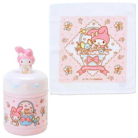 My Melody Towel with Case J52619