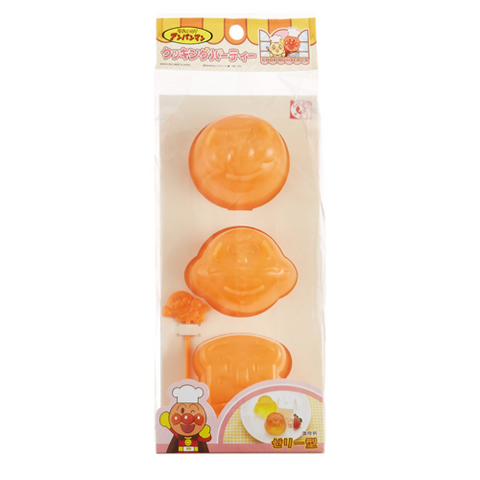 Anpanman Jelly Mode 3P, Made in Japan J52620