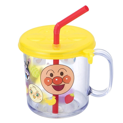 Anpanman Cup with Lid (Fruit) J52659
