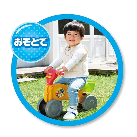 Anpanman 4-wheel Car J52674