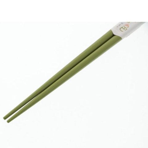 Earth Color B Chopsticks 5 pairs, Made in Japan J52684