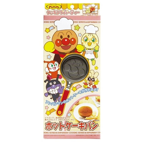 Anpanman Cooking Pan, Made in Japan J52697