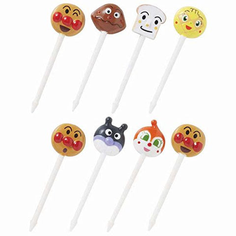Anpanman Food Stick (8pcs) NEW J52698