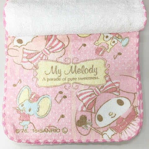 My Melody Towel 3pcs Set, 16 x 16cm J52734