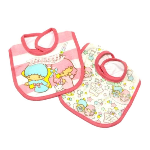 Little Twin Stars bib 2pcs Set J52735