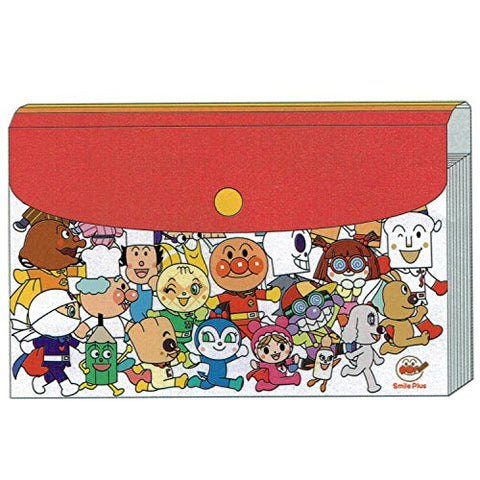 Anpanman Smile Plus Storage File J52754