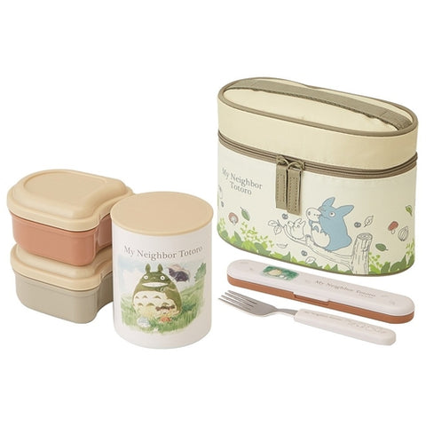 Totoro Thermo Meal Set with Case J52999