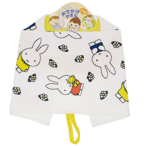 Miffy Towel Bib J53152