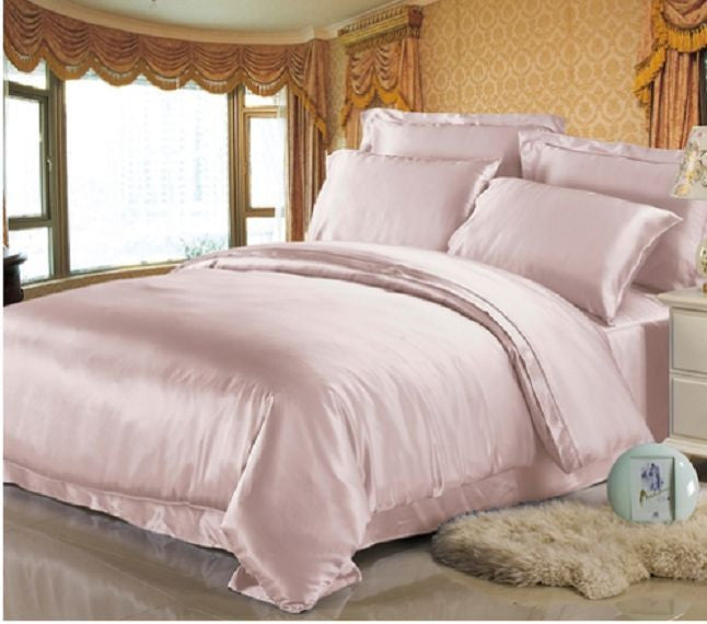 1pc New Queen Standard Or King Size Silky Satin Pillowcase