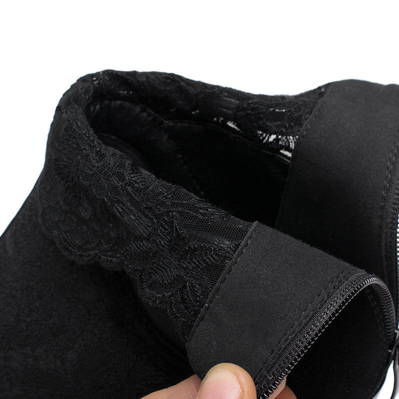 203c6717823 Sami ankle booties