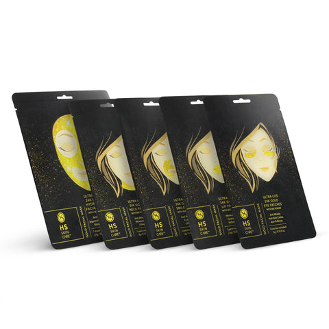 24k Ultra-Lite Gold Complete Package 5 pack