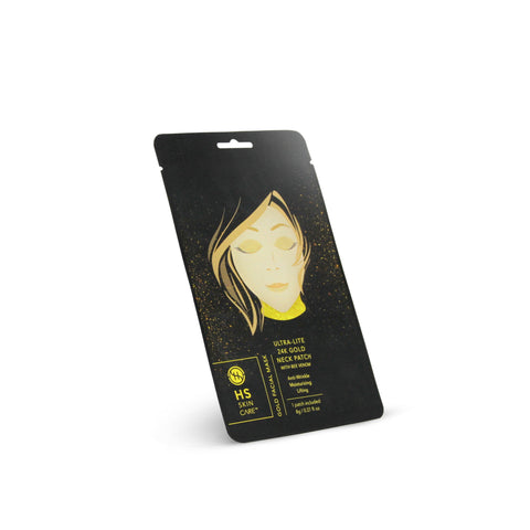 24k Ultra-Lite Gold Hydrogel Neck Patch