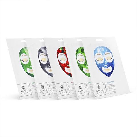 Sheet Mask Variety Pack