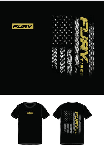 FURY Flag Design