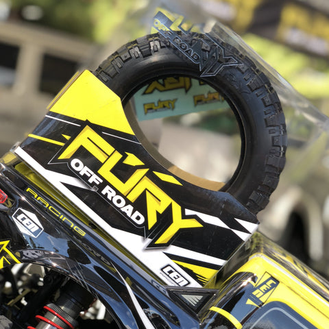 Fury Mini Tire