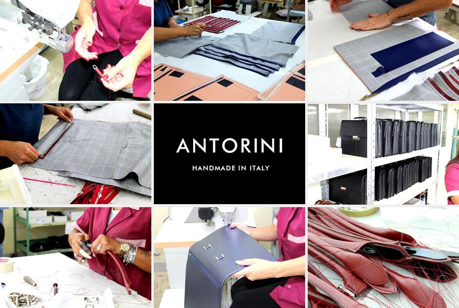 Manufacturer of leather goods