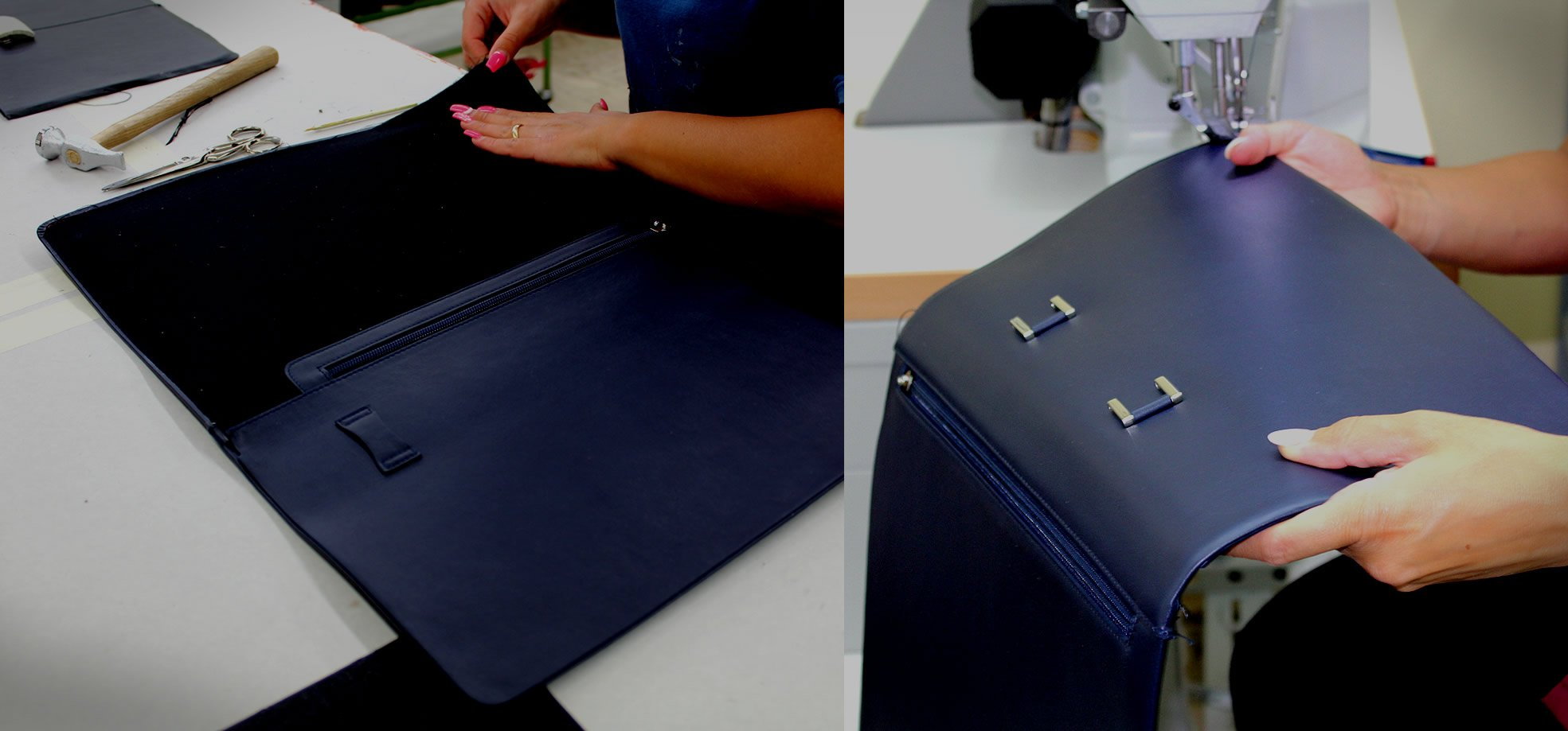 Handcrafted Briefcases