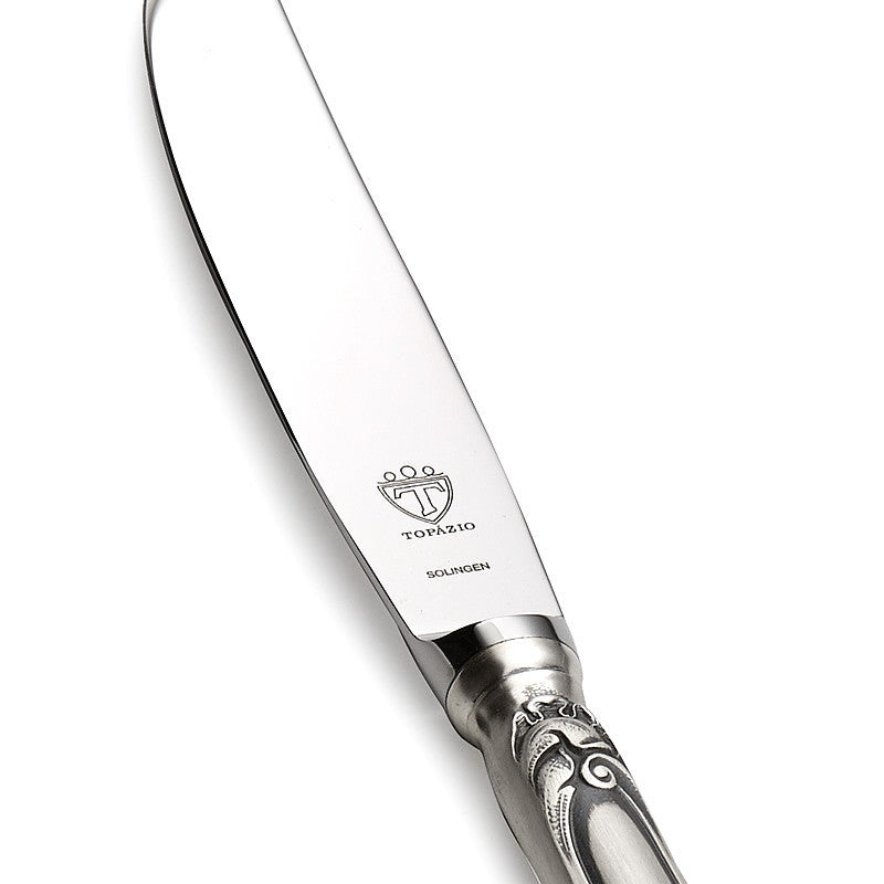 Silver Table Knife, José I.