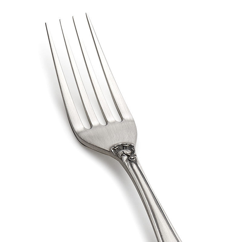 Silver Table Fork, José I.