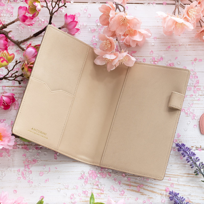 A6 Luxury Leather Journal & Diary in Bronze-ANTORINI®