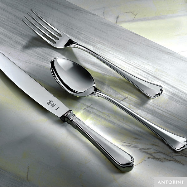 Silver Cutlery, Princess Alexandra, 24 pieces for 6 people