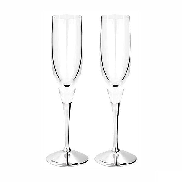 Set of Champagne Flutes