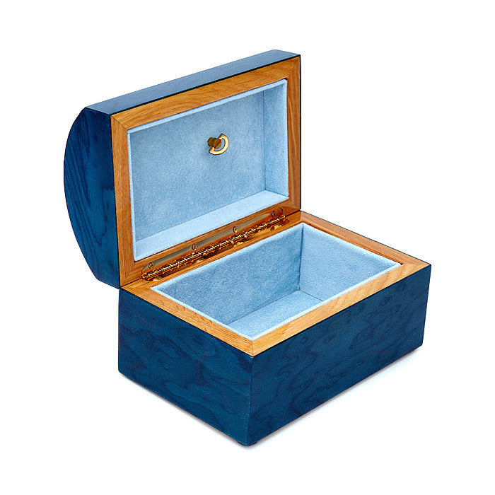 "Jewellery Box with Melody playing ""Somewhere in Time"""
