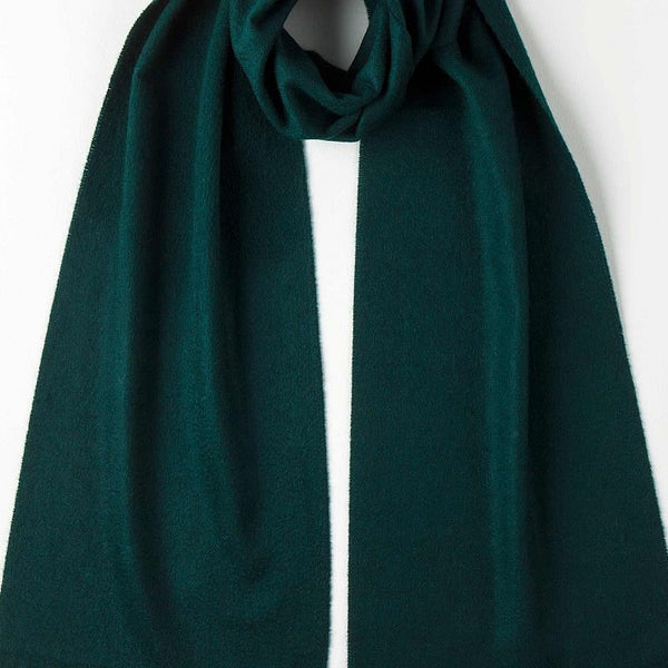 Cashmere Scarf ANTORINI in Dark Green-ANTORINI®