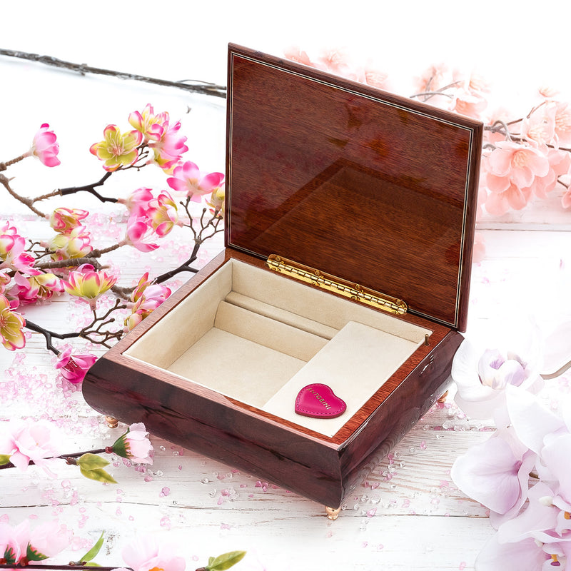"Music Jewellery Box with Motive of ""Mother Love""-ANTORINI®"