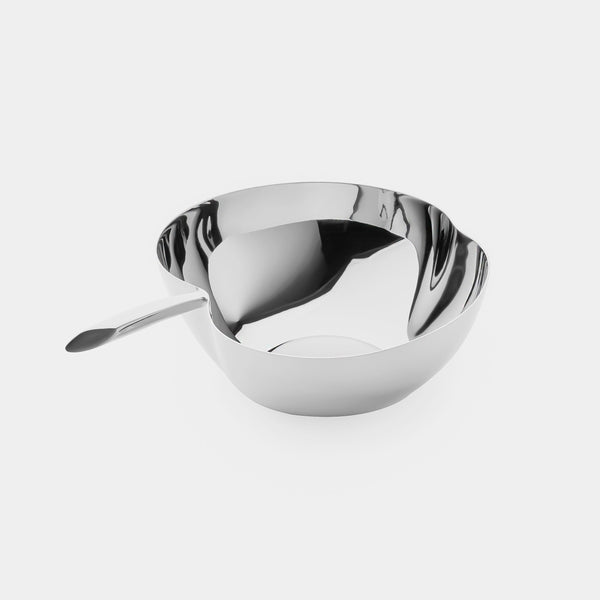 ANTORINI Big Apple Bowl, silver-plated-ANTORINI®