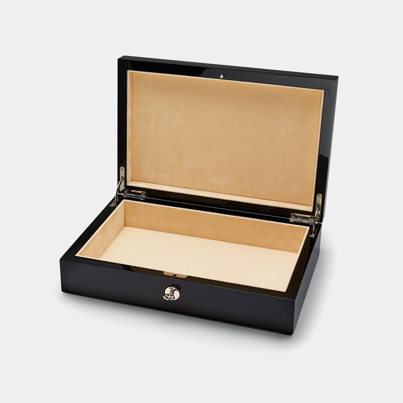 Jewellery Box in Black Lacquer-ANTORINI®